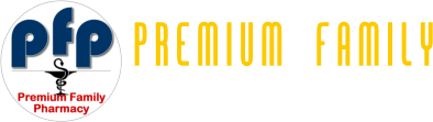 Premium Family Pharmacy - logo